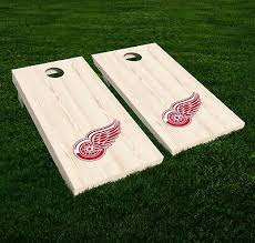 Detroit Red Wings 2 Nhl Team Logo Vinyl Decal Sticker Car Window Wall Cornhole