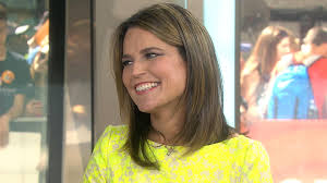 Savannah Guthrie is pregnant with a ...