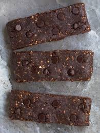 paleo bars that taste like chocolate