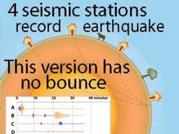 4 station seismograph network no