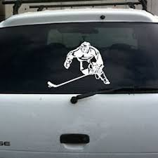 Ice Hockey Player Vinyl Decal Big C 2013 Laced Up Decals Etsy In 2020 Vinyl Decals Vinyl Decal Stickers Vinyl