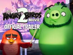 Enemies Become Frenemies! Official Trailer for The Angry Birds ...