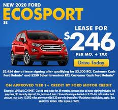 new ford specials cerritos ca norm