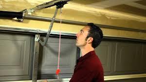 genie garage door opener manual