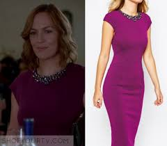lesley fera Fashion, Clothes, Style and Wardrobe worn on TV Shows ...