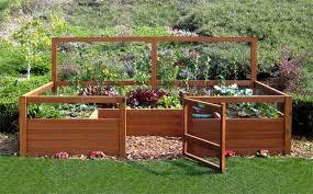 beautiful outdoor kitchen garden ideas