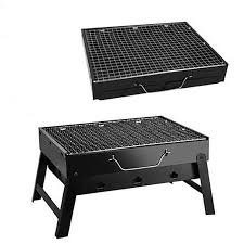 2020 Portable Folding Charcoal BBQ Grill Travel Picnic Cooking Grills  Picnic Barbecue Rack BBQ Supplies Charcoal Metal Oven YIAO# From Winsdo,  $49.41   DHgate.Com