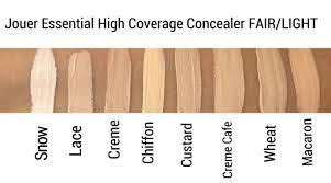 jouer essential high coverage concealer