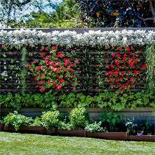 Holman Pixel Pot Greenwall Vertical Garden Bunnings Warehouse