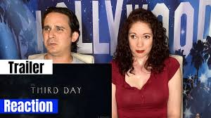The Third Day Trailer Reaction - YouTube