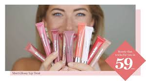 isadora glossy lip treat