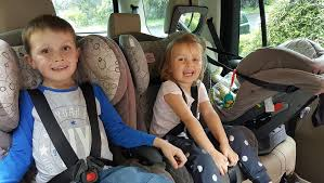 car to suit three child seats