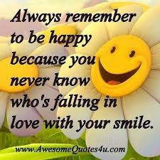 quotes about smile and happiness quotes