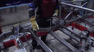 how to mig weld a chis sub frame and