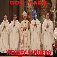 God Made Wesley Sanders Mixtape by Wesley Sanders