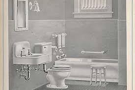 historical bathroom photos 1912 bungalow