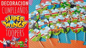 Como Hacer Una Pinata Cumpleanos Super Wings Super Wings Birthday Party Ideas By Tequieromami