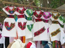 market clothing ethnic garment