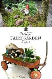 fairy garden projects gnome garden