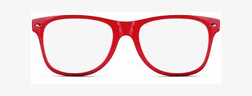 frame colorx red glasses frames png
