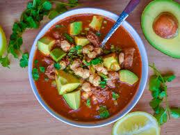 pressure cooker mexican menudo