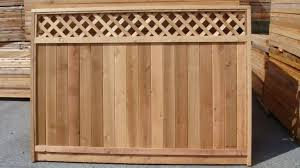 6x8 Wood Fence Panels Installation 6x8 Fence Installation Panels Wood In 2020 Wood Fence Wooden Fence Panels Fence Panels