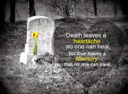quotes about death com
