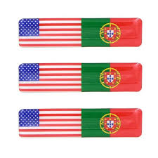Portuguese Decal Bumper Stickers Flags Portuguese Rooster Tiles Portugalia Sales Inc