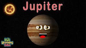 planet jupiter song for kids