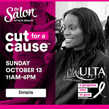 ulta beauty cut for a cause patriot