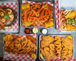 Krab Kingz Seafood Delivery