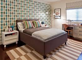 Toronto Jonathan Adler Zebra Rug Kids Contemporary With Blues White Shade Bedroom