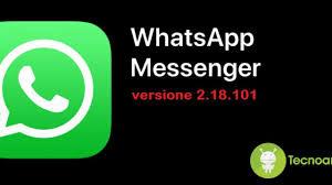 Whatsapp 2.18.101: 3 novità assolute arrivano con il nuovo ...