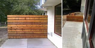 Fence For Hiding Trash Cans Bing Images Fence Design Modern Fence Design Modern Fence