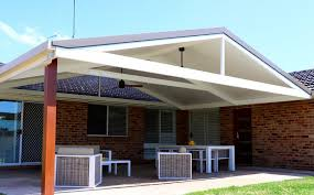 gable style patio roofs awnings