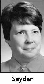 PENNY SNYDER Obituary - Fort Wayne, Indiana | Legacy.com