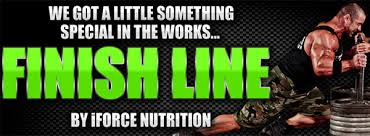 the pre workout sounding finish line