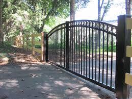 Driveway Gates Lancaster Chester Pa Estate Gate Installation Company