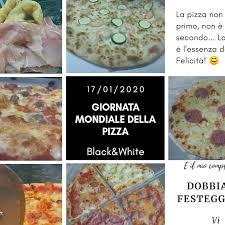 Pizzeria Black & White - Pizza Da Asporto a Scalenghe ...