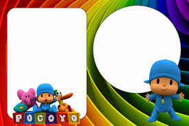 Pocoyo Free Printables 014 Jpg 1600 1067 Pocoyo Invitaciones
