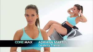 Core Max TV Commercial, 'Brand New Body' Featuring Adriana Martin ...