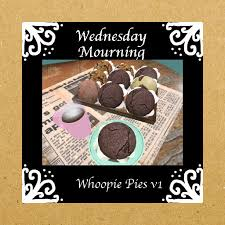 Second Life Marketplace - ^v Wednesday Mourning v^ Whoopie Pies Rustic Box  {Boxed}