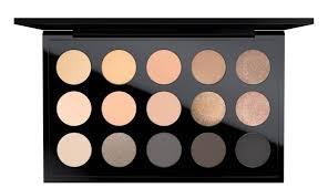 mac in the flesh eyeshadow palette a