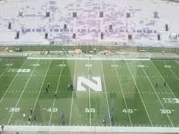 vs Northwestern Football Running Game ...