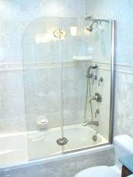 half glass shower door baramundi co