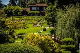 botanical gardens los angeles diane
