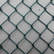 China Ordinary Discount Concrete Steel Nail Sports Fence High Quality Pvc Coated Chain Link Fence Fuhai Manufacturers And Suppliers Fuhai