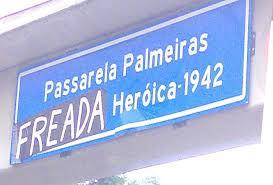 Homenagem ao Palmeiras é alvo de vândalos - Blog dos Curiosos
