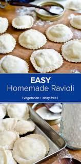 easy homemade ravioli the endless meal