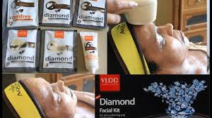 vlcc diamond kit how to do
